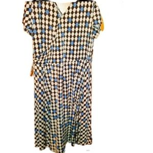 London Times Dresses - LONDON TIMES Stretchy dress